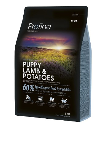 Корм Profine Puppy Lamb, 3 кг Profine