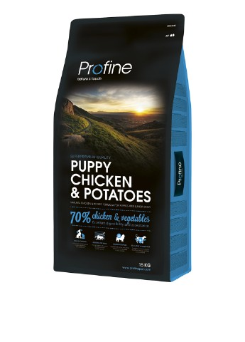Корм Profine Puppy Chicken, 15 кг Profine